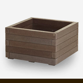 plastic wood planter 59