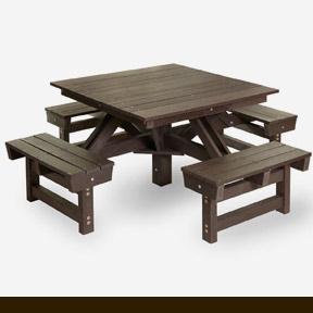 plastic bench 41