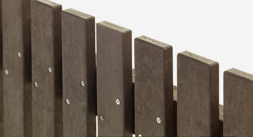 plastic wood fencing 24