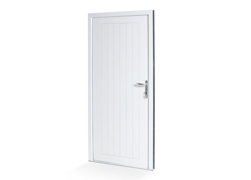 Click on images to enlarge  sc 1 st  Eco Plastic Wood & Plastic Wood Doors   NO MAINTENANCE   Eco Plastic Wood