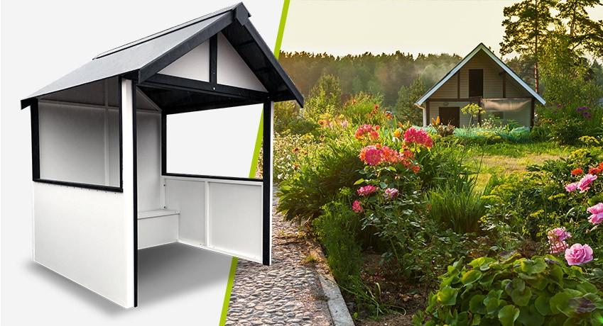 plastic wood shelter 5