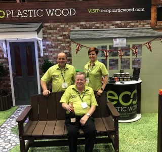 Eco Plastic Wood Stand Housing 2017