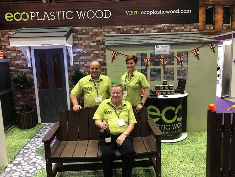 Eco Plastic Wood Stand Housing 2017