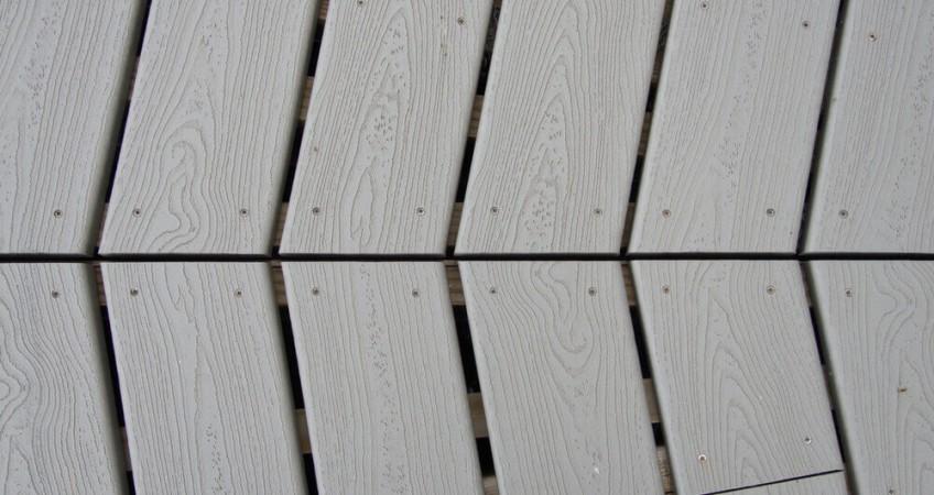 Plastic lumber panels