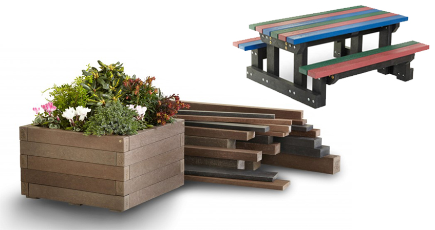 school-bench-and-planters